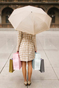 女性内衣广告