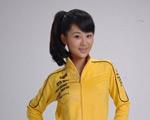 杨紫的广告图片