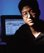 2001年9月,网易因财务问题被Nasdaq摘牌,股价定格在64美分,是最狼狈不堪的时候。