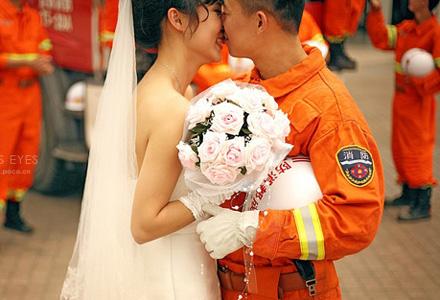 快乐榜样消防员