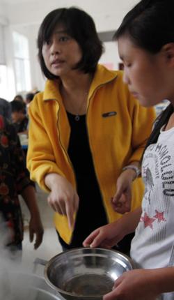 中国女公民张平宜