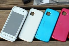 诺基亚5800手机