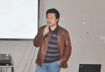 大发快三直播 大发快3直播游戏五城汇北京站-中国移动游戏基地吕宁演讲