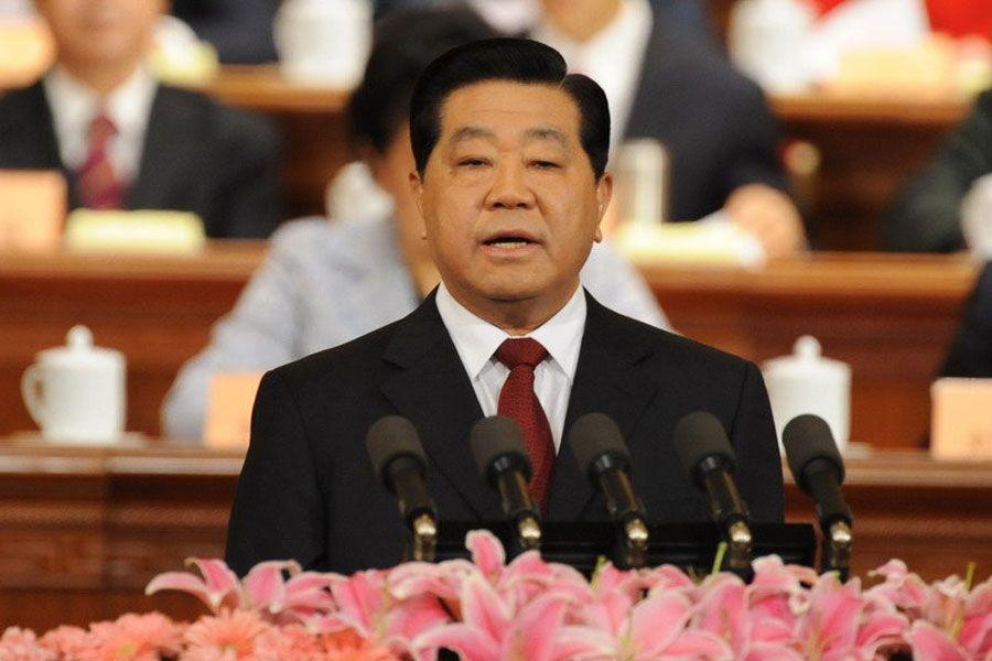 全国政协十一届五次会议在京开幕