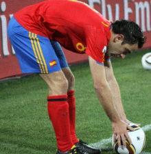 精准角球助攻送西班牙进决赛