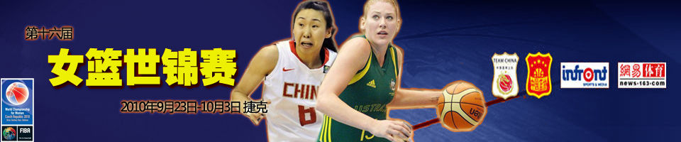 2010年世界女篮锦标赛