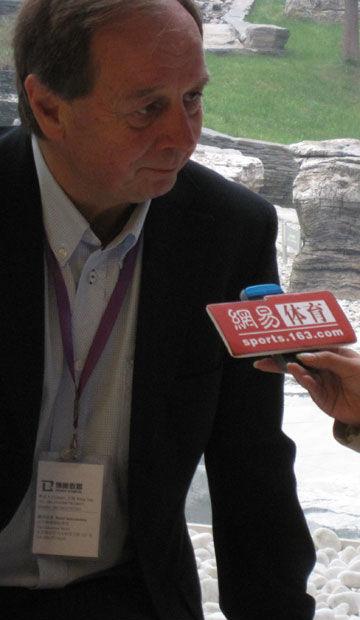 网易体育独家专访布施曼