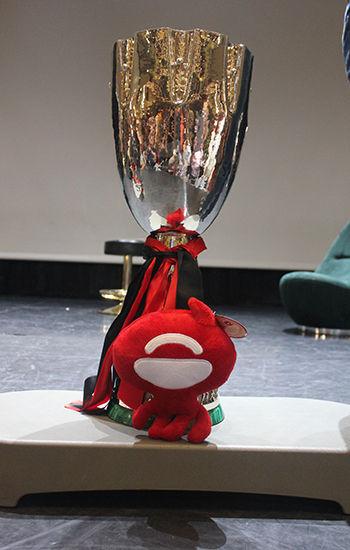 意大利超级杯奖杯