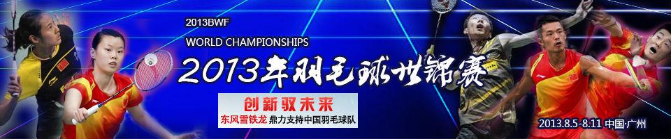 2013年广州羽毛球世锦赛