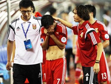 中国国青连续五次无缘世青赛。