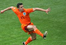 西班牙 1-5 荷兰