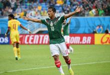 墨西哥 1-0 喀麦隆