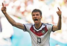 德国 4-0 葡萄牙