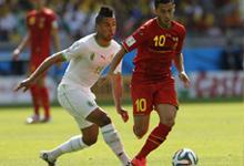 费莱尼头槌建功 比利时2-1胜