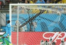 第026球:本田两届世界杯首战进球
