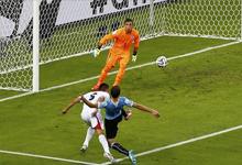第021球:哥斯达黎加定位球进球