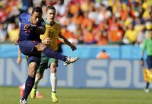 荷兰 3-2 澳大利亚