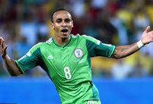 尼日利亚 1-0 波黑