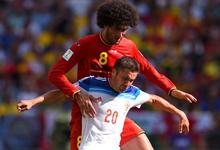 19岁小将绝杀 比利时 1:0 俄罗斯