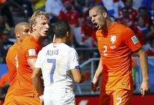90后小将建奇功 荷兰2-0胜智利