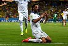 希腊 2-1 科特迪瓦