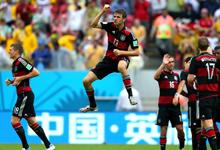 穆勒建功3场4球 德国1-0美国