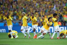 巴西4-3智利 内马尔关键球制胜