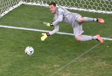 巴西 4-3 智利