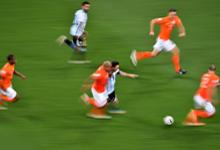 阿根廷点球4-2荷兰 后决赛战德国