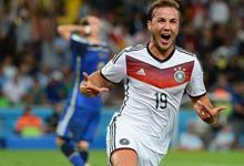德国 1-0 阿根廷