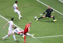 小魔兽替补传射 比利时2-1美国