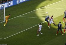胡梅尔斯建功 德国1-0法国