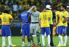 克洛泽超越大罗 德国7-1巴西