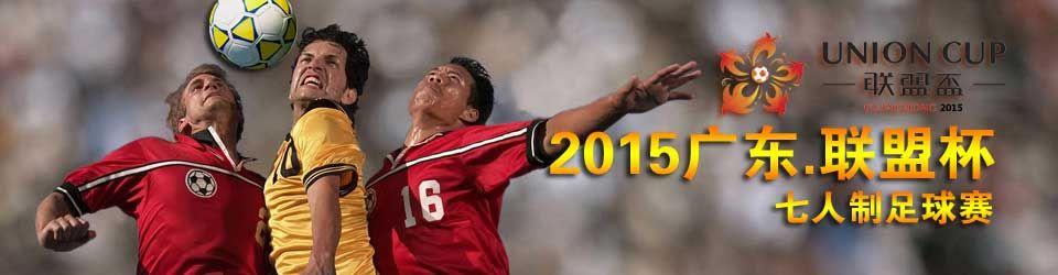 2015年广东省联盟杯足球联赛