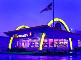 麦当劳二季度盈利下降8%
