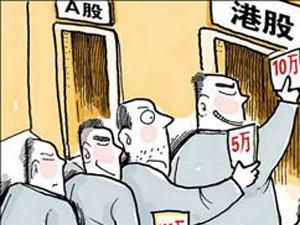 沪港股市联通