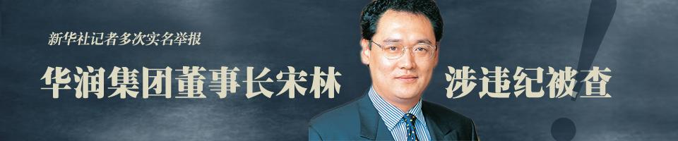 华润集团董事长被举报涉贪腐