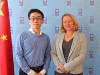《意见中国》专访联合国开发计划署驻华代表处国别主任Agi Veres