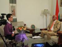 《意见中国》G20策划-专访南非共和国驻华大使馆经济参赞谭笃哲
