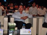中国惠普总经理张永利发言