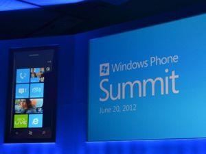 微软发布Windows Phone 8