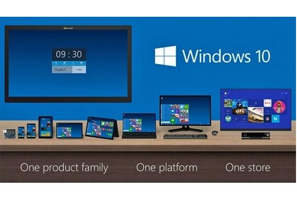 微软发布Windows 10 Windows 10 Win 10 Windows 10技术预览版 微软