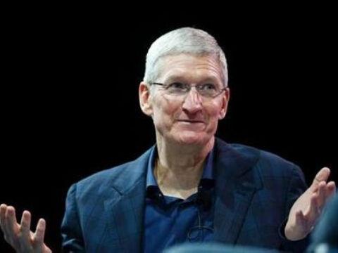 库克出柜|库克|苹果CEO|出柜