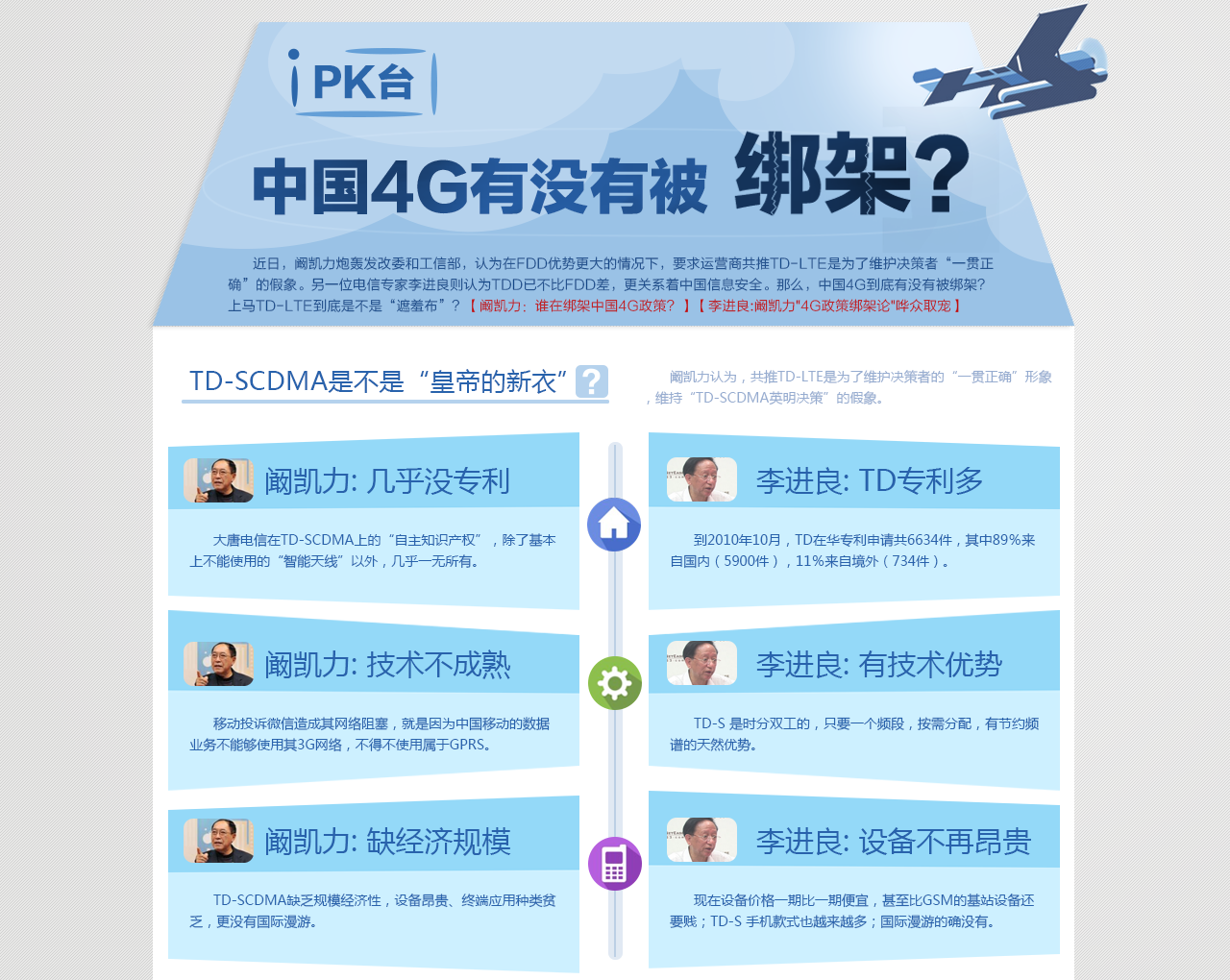 中国4G有没有被绑架?