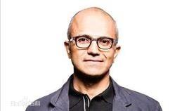 纳德拉|Satya Nadella|微软CEO