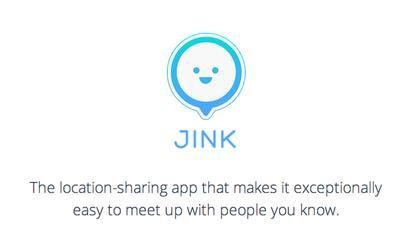 Jink 位置共享 手机应用 碰头