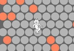 围住神经猫|神经猫|手游|微信|朋友圈|社交