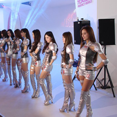 CHINAJOY完美ShowGirl抢先看!