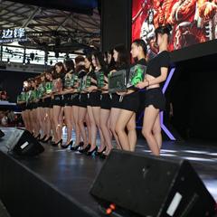 2014ChinaJoy暴雪展台现场图赏