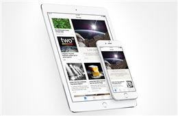 iOS 9加入聚合新闻应用